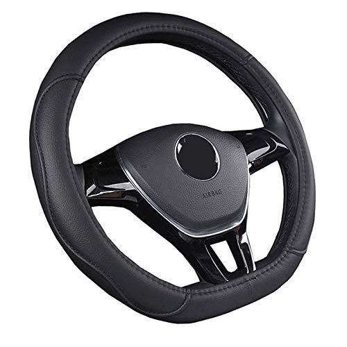 KJHDKJFH Cubierta del Volante del Coche Tipo D.para Volkswagen Polo 2015-2021 Coccinelle 20112019 2020 2021 Arteon Crafter 2017-2021