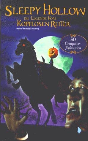 Sleepy Hollow - Die Legende vom kopflosen Reiter [VHS]