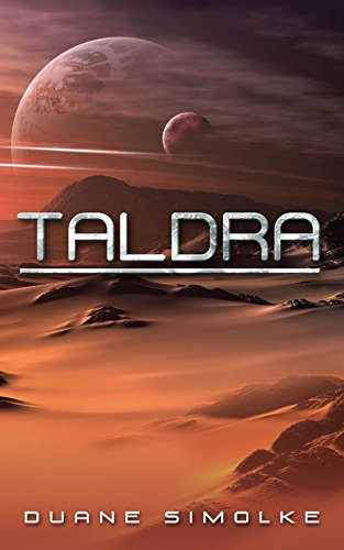 Book: Taldra - Science Fiction Adventures by Duane Simolke
