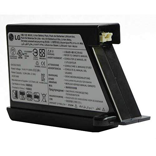Bateria de aspirador Hombot Original LG VR64607LV VR64701LVMP VR64702LVM VR64702LVMB VR64702LVMT VR64703LVM