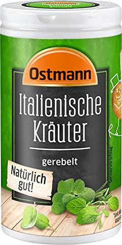 Ostmann Italienische Kräuter, 4er Pack (4 x 13 g)