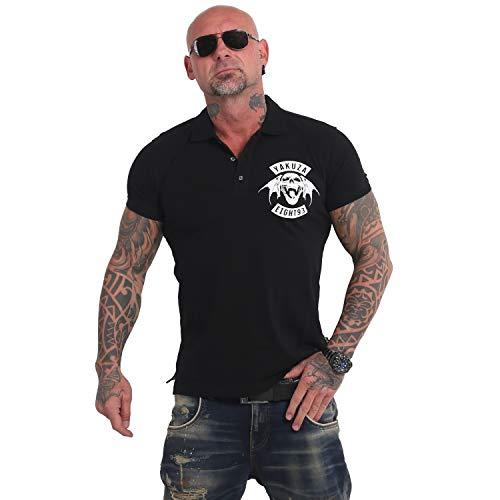 Yakuza Herren 893MC Polo Shirt
