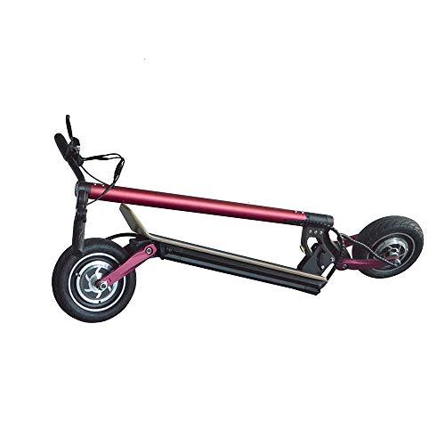 CZPF Elektrische step met lithium-accu, 48 V12.6 Ah E-scooter met inklapbaar design