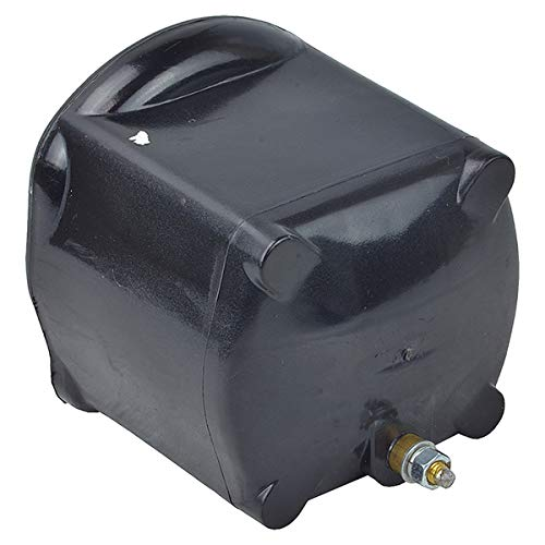 Complete Tractor 1100-0541 Coil, Black