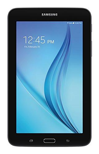 """Samsung Galaxy Tab E Lite 7""""; 8 GB Wifi Tablet (Black) SM-T113NYKAXAR"""