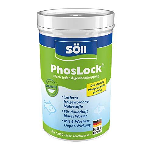 Söll PhosLock Traitement Anti-algues