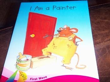 Paperback I Am a Painter: Student Reader Book
