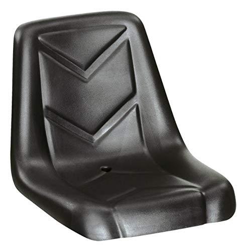 Profistop Sitzschale 395mm Vollvulkanisiert passend für Schleppersitz Aufsitzmäher Kubota B7001 B6000