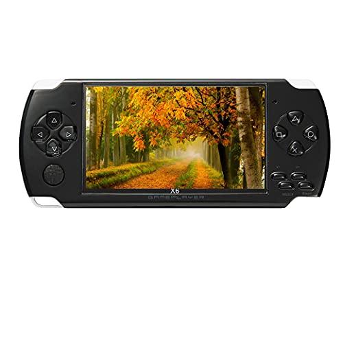 CZT 4.3 inch 8GB handheld game c...