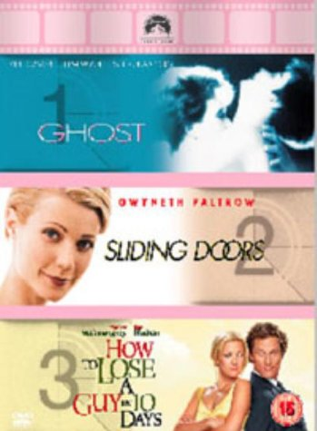 How To Lose A Guy In 10 Days / Sliding Doors / Ghost [DVD]
