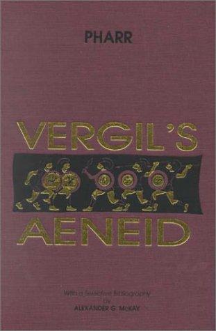 Vergil's Aeneid (Latin Edition)