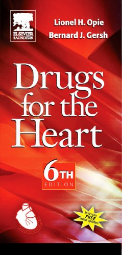 Drugs for the Heart: Textbook with Online Updates