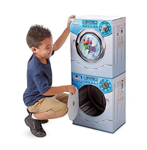Melissa & Doug Washer/Dryer Combo