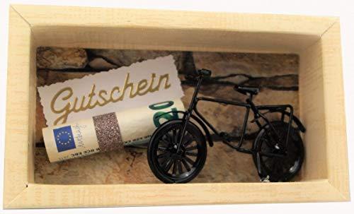 unser schönster Tag Geldgeschenk Gutschein Fahrrad GS006