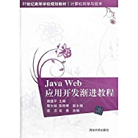 Java Web Application Development in the 21st Century progressive tutorial colleges planning materials Computer Science and Technology(Chinese Edition)