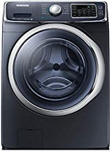 Samsung WF45H6300AG Energy Star 4.5 Cu. Ft. Front-Load Steam Washer with PowerFoam Technology, Onyx