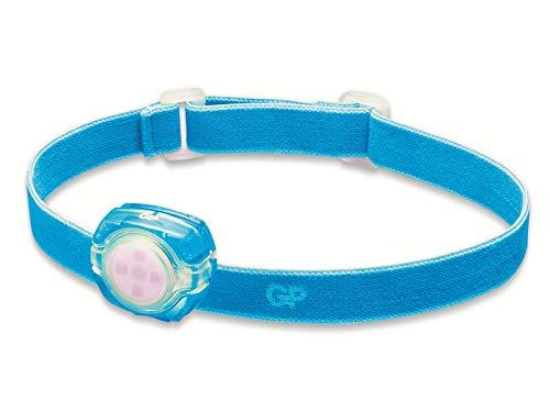 GP Stirnlampe CH31, 40 LM Blau
