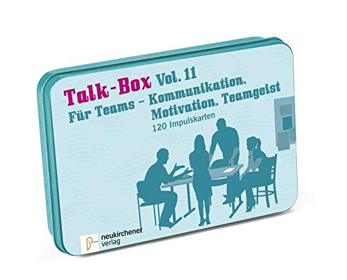 Talk-Box Vol. 11 - Für Teams - Kommunikation, Motivation, Teamgeist. 120 Impulskarten