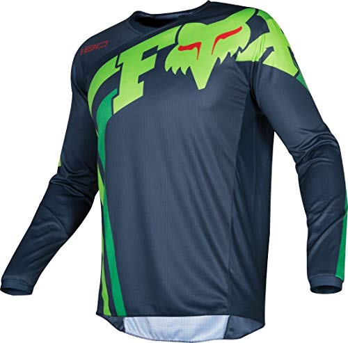 Fox Jersey 180 Cota Navy L