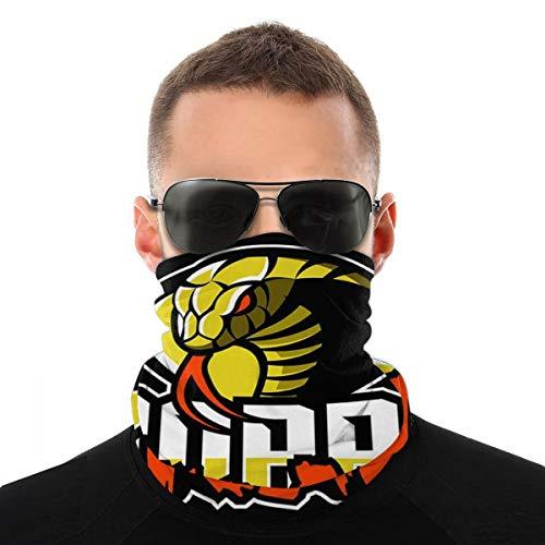 Cobra Kai Logo Karate Kid Variety Kopftuch Fahrrad Magic Headwear Neck Gaiter Face Bandana Schal