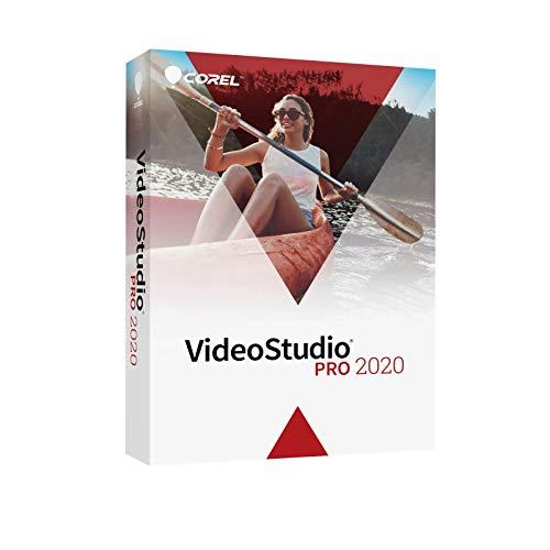 Corel VideoStudio *PRO* 2020 - Die Video-Bearbeitung Deluxe - DEUTSCH / Multilingual / Windows Mini-BOX