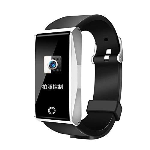OH Smart Watch, Pantalla a Color de 0.96', Pulsera de Deportes de Gps Impermeable Ip67 con Calibre de Paso Dormir la Frecuencia Cardíaca de la Presión Arterial para Mujeres Hombres