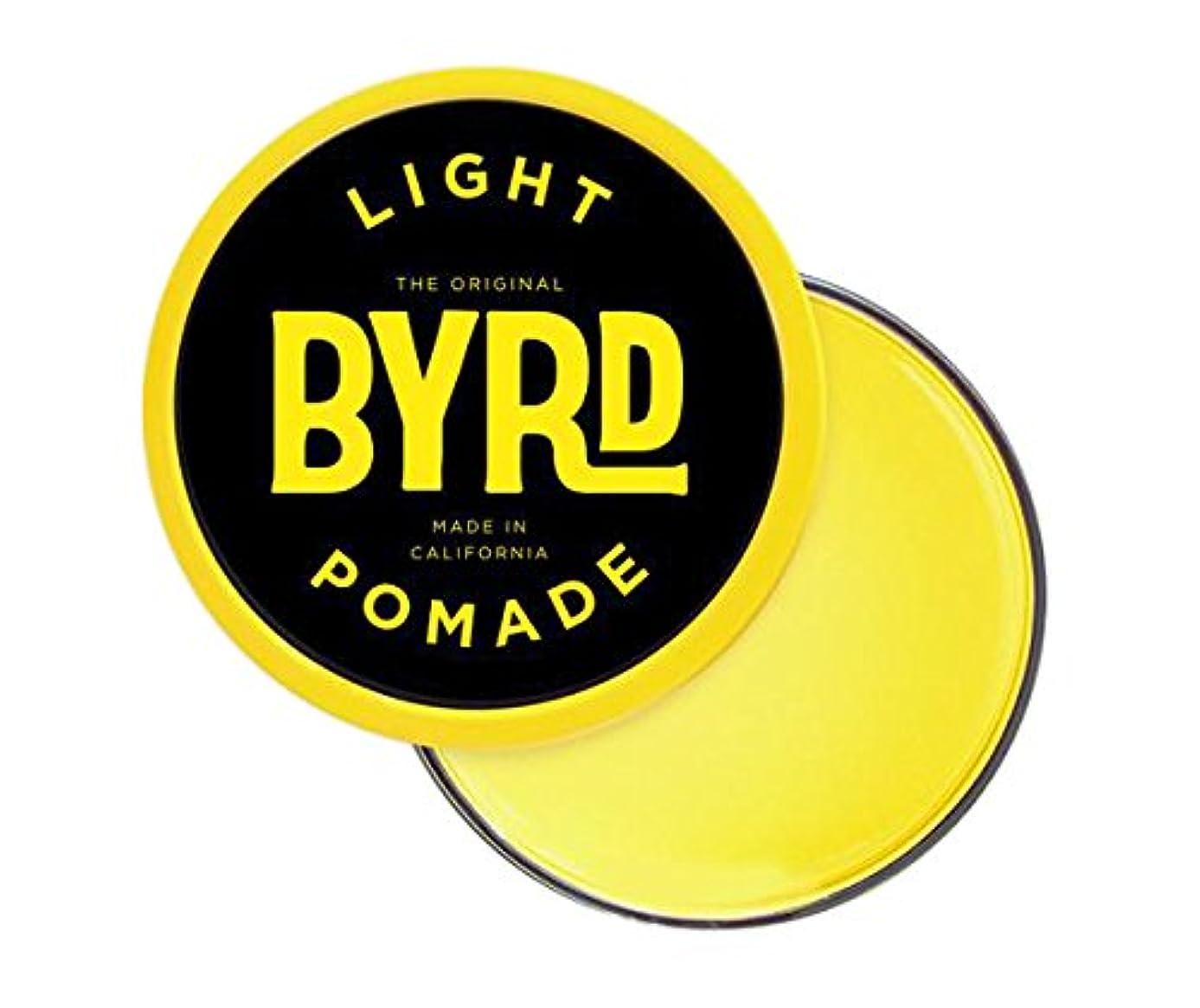 不平を言うトレース仕えるBYRD(バード) ライトポマード 42g