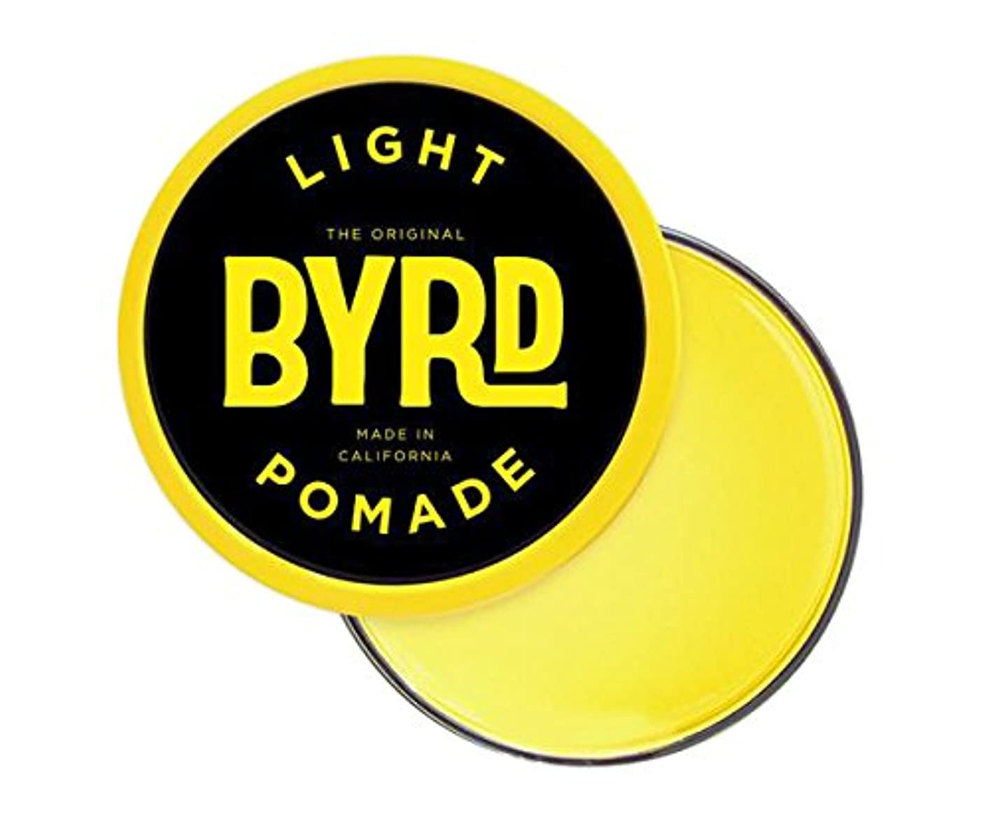 投げ捨てる呼吸する行BYRD(バード) ライトポマード 42g