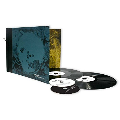 Radiohead-a Moon Shaped Pool-Deluxe Edition-Box [Vinyl LP]