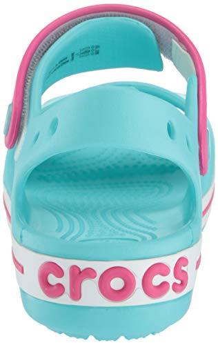 crocs Crocband Sandal Kids, Unisex, Blau - 3