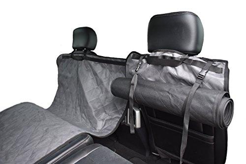 Best Deals! Mudriver Mud River Split Hammock Seat Cover, Grey