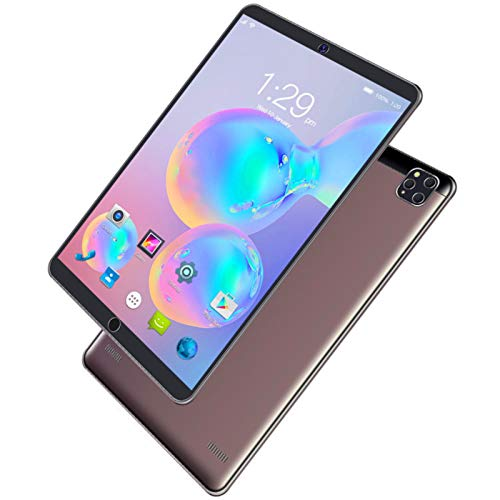 QWERTYUKJ 10 inches Tablet Android 10.0 OS Octa-Core Processor 3GB RAM 32GB Storage Android Tablets 1200x1920 IPS Full HD Display 5G WiFi USB Type C Port