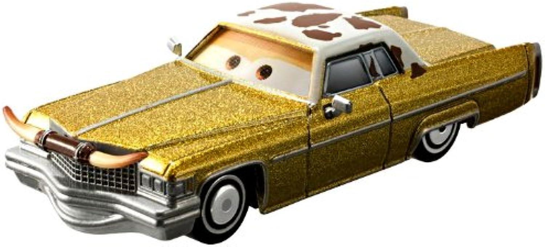 [Eye moves Disney Cars Mini Car   tex Dyno co Cadillac TEX DINOCO  2010 LOOK  ] (japan import)