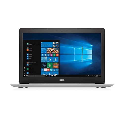 Dell Inspiron 15 5000 Series laptop de 15,6 pulgadas, Intel Core i7-7500U, memoria de 20 GB (4 GB DRAM + 16 GB Intel Optane Memory), disco duro de 1 TB, Windows 10, color plateado – i5570-7987SLV