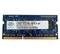 NANYA 204PIN PC3-10600 DDR3-1333 2GB SODIMM [NT2GC64B88G0NS-CG]
