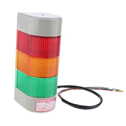 Almencla 24V 3 Farben Notlichtleuchte Für Die Wandmontage Mit