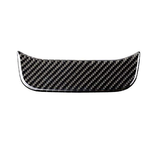 Patpan Carbon Heckklimaanlage Outlet Platte Rahmen Abdeckung Trim Ersatz für C-Klasse W205 C180 C200 GLC