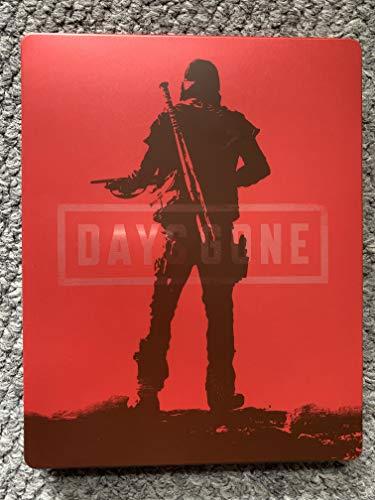 Days Gone Steelbook Only (kein Spiel – nur Steelbook)