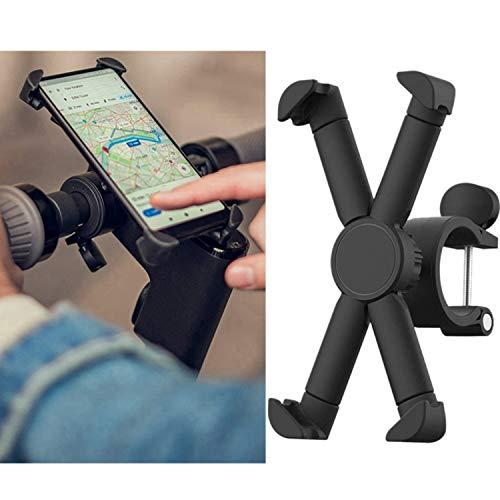 WANWE Soporte para TeléFono Conectable para ES1 / ES2 / ES4 Patinetes EléCtricos para MIJIA M365 Scooter EléCtrico