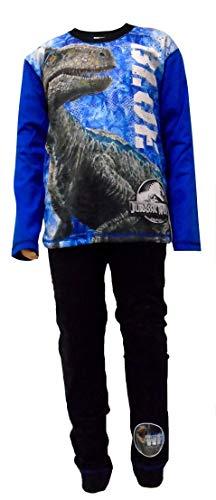 Jurassic World Blue Chicos Pijamas 5-6 años