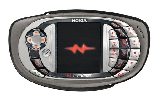 Price comparison product image Nokia N-Gage QD Game Deck - Coal