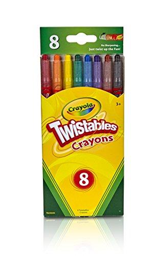 Crayola L L C 52-7408 Twistables Crayons