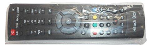 Hitechbox HB9000, HB, 9900, HB, 9950, HB 9200telecomando