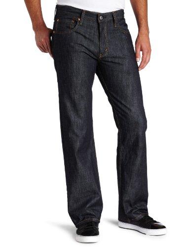Levi's Men's 569 Loose Straight Fit Jean, Ice Cap, 33W x 34L