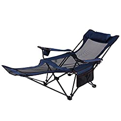 Best Reclining Camp Chair For Heavy People