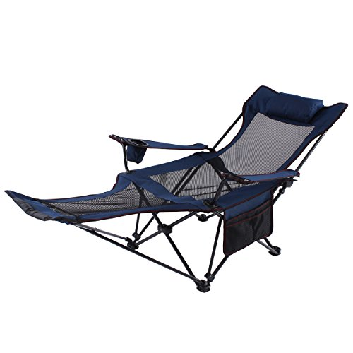Camp Solutions Light Weight Backpacking Reclining/Lounging Camping Folding Chair