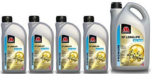 Millers Oils XF Longlife 5w30 C2 SN motorolie, 9 liter