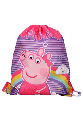 Peppa Wutz Pig - Bolsa de deporte Peppa Make Believe, bolsa de deporte, bolsa para zapatos