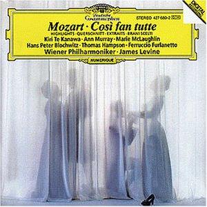 Mozart: Cosi fan Tutte (Querschnitt) [italienisch ]