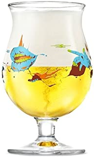Duvel Collection Belgian Tulip Beer Glass by Yan Sorgi by Duvel